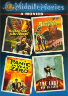 Land That Time Forgot, The / The People That Time Forgot / Panic In Year Zero! / The Last Man On Earth (Midnight Movies Collection)