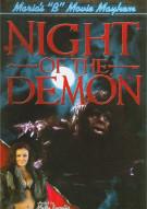 Marias B-Movie Mayhem: Night Of The Demon