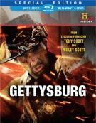 Gettysburg (Blu-ray + DVD Combo)