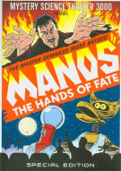 Mystery Science Theater 3000: Manos The Hand Of Fate - Special Edition