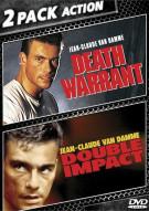 Death Warrant / Double Impact (Double Feature)