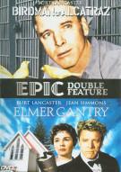 Birdman Of Alcatraz / Elmer Gantry (Double Feature)