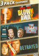 Blown Away / The Killer Elite / Betrayed (Triple Feature)