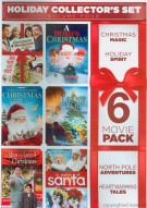 6 Movie Pack: Holiday Collectors Set Vol. 4 (Bonus Audio)