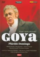 Placido Domingo: Goya
