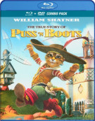 True Story Of Puss N Boots, The (Blu-ray + DVD Combo)