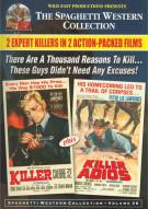 Killer Caliber 32 / Killer Adios (Double Feature)