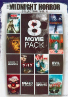 Midnight Horror Collection 8-Movie Pack Vol. 8