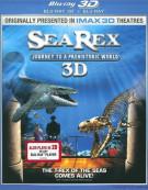 Sea Rex: Journey To A Prehistoric World 3D (Blu-ray 3D + Blu-ray)