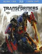 Transformers: Dark Of The Moon (Blu-ray + DVD + Digital Copy)