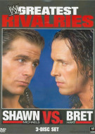 WWE: Shawn Michaels Vs. Bret Hart