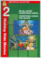 All Dogs Christmas Carol, An / Christmas Carol: The Movie (Double Feature)