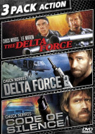 Delta , The / Delta  2 / The Code Of Silence (Triple Feature)