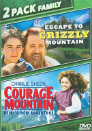 Escape To Grizzly Mountain / Courage Mountain (Double Feature)