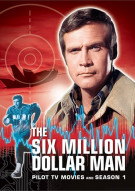 Six Million Dollar Man, The: Season 1