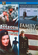 My Little Assassin / Family Of Spies (Double Feature)