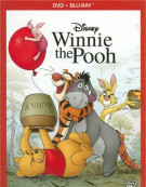 Winnie The Pooh (DVD + Blu-ray Combo)