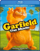 Garfield: The Movie (Blu-ray + DVD + Digital Copy)