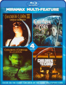 Children Of The Corn: 4 Film Series