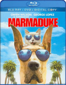 Marmaduke (Blu-ray + DVD + Digital Copy)