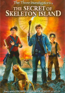 Three Investigators And The Secret Of Skeleton Island, The