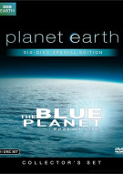 Planet Earth / The Blue Planet: Seas Of Life - Collectors Set (2 Pack)