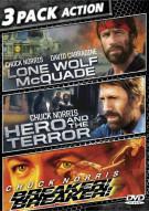 Lone Wolf McQuade / Hero And The Terror / Breaker! Breaker! (Triple Feature)
