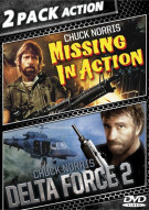 Missing In Action / Delta  2 (Double Feature)