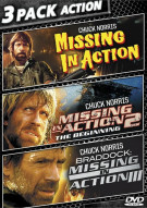 Missing In Action / Missing In Action 2: The Beginning / Braddock: Missing In Action 3 (Triple Feature)