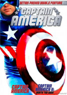 Captain America / Captain America II: Death Too Soon (Double Feature)