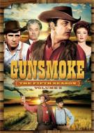 Gunsmoke: The Fifth Season - Volume Two