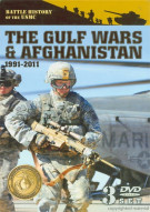Battle History Of The United States Marine Corps: Marines In Gulf & Afghanistan