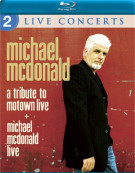 Michael McDonald:  A Tribute To Motown / Live
