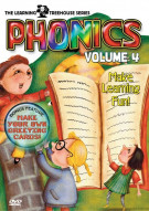 Learning Treehouse, The: Phonics - Vol. 4