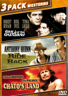 Day Of The Outlaw / The Ride Back / Chatos Land (Triple Feature)