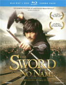 Sword With No Name, The (Blu-ray + DVD Combo)