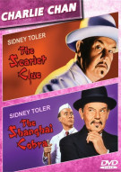 Charlie Chan: The Scarlet Clue / The Shanghai Cobra (Double Feature)