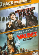 Breakheart Pass / Valdez Is Coming (Double Feature)