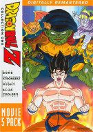 Dragon Ball Z: Movie Pack #1