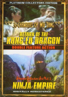 Return Of The Kung Fu Dragon / Ninja Empire (Double Feature)