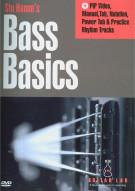 Stu Hamm: Bass Basics
