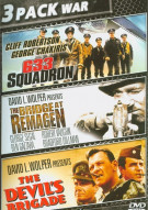 633 Squadron / The Bridge At Remagen / The Devils Brigade (Triple Feature)