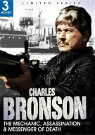Charles Bronson: The Mechanic / Assassination / Messenger Of Death (Triple Feature)