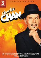 Charlie Chan: In The Secret Service / The Chinese Cat / The Jade Mask (Triple Feature - Limited Series)