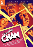 Charlie Chan: In The Secret Service / The Chinese Cat / The Jade Mask / The Scarlet Clue / The Shanghai Cobra