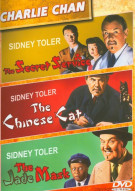 Charlie Chan: The Secret Service / The Chinese Cat / The Jade Mask (Triple Feature)