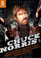 Chuck Norris: The Delta  / Delta  2 / Missing In Action / Missing In Action 2 / Braddock: Missing In Action