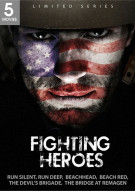 Fighting Heroes: Run Silent, Run Deep / Beachhead / Beach Red / The Devils Brigade / The Bridge At Remagen