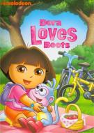Dora The Explorer: Dora Loves Boots