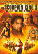 Scorpion King 3, The: Battle for Redemption